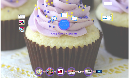 Crazy about Cupcakes - video prezi