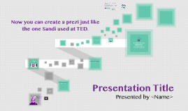 Copy of Powerful Presentation Template Inspired by TED Talks