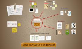 Copy of ¡Dale la vuelta a la tortilla!