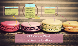 CLA Career Week