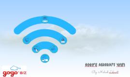 GOGO's Wifi