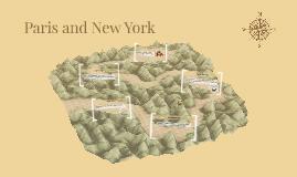 Paris and New York