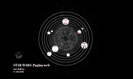 Star Wars: pagina web
