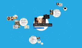 Jefferson to Madison Prez
