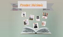 Copy of Prosper mérimée