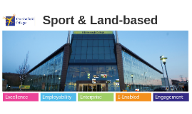 Sport & Horticulture