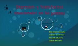 DEPRESION Y TRASTORNOS EMOCIONALES EN LOS JOVENES