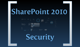 Permissions in SharePoint 2010