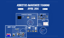 WBS Keillor Asbestos Awareness Training
