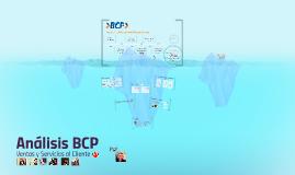 Análisis BCP