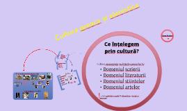 Copy of Cultura greacă şi elenistică