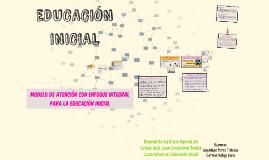 Copy of MODELO DE ATENCIÓN CON ENFOQUE INTEGRALPARA LA EDUCACIÓN IN