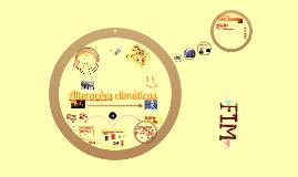 Copy of Alterações Climáticas