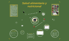 Copy of Salud alimentaria y nutricional