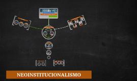 Neoinstitucionalismo