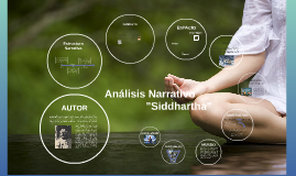 "Copy of Analisis Narrativo ""Siddhartha"""