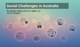 Kopie von Social Challenges in Australia