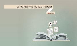 Copy of B. Wordsworth
