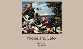 Niobe and Leto