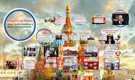 Historia Rusa
