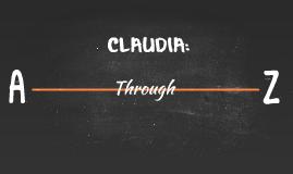 Claudia A-Z