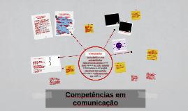 Competências em comunicação