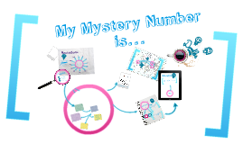 Copy of My Mystery Number!