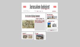 Copy of Jerusalem belejret