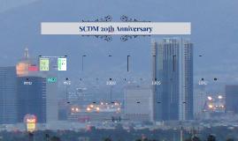SCDM 20th Anniversary