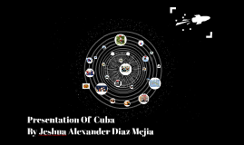 Presentation Of Cuba By Jeshua Alex. D. Mejia