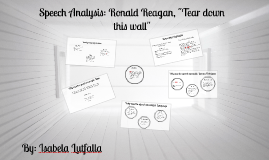 "Copy of Speech Analysis: Ronald Reagan, ""Tear down this wall"""