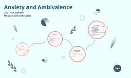 Anxiety and Ambivalence