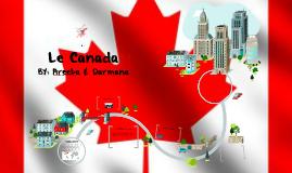 Copy of Le Canada