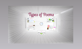 Copy of Types of Poems