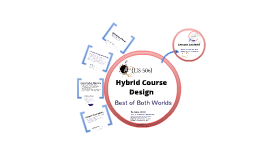 Hybrid Course Design - Best of Both Worlds (LIS 506)