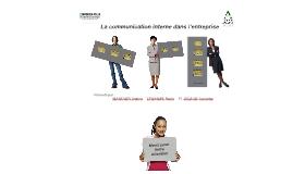 La communication interne dans l'entreprise