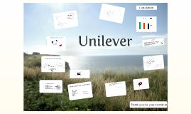 Unilever - Corporate Entrepreneurship