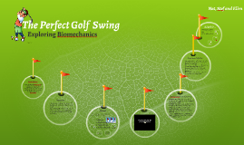 Copy of The Pefect Golf  Swing