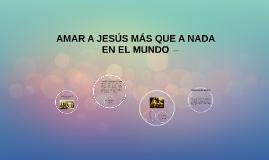 Copy of DISCÍPULOS DE JESÚS