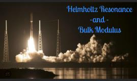 Rockets: Helmholtz