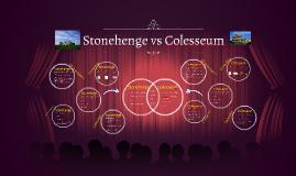 Stoneheng vs Colesseum