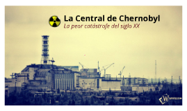 Copy of La central Chernobyl