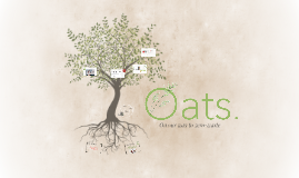 Copy of Oats. - Entrepreneurial Pitch