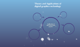 Theory and Applications of digital graphics technology