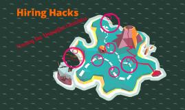 Hiring Hacks