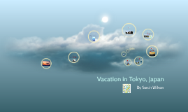 Vacation in Japan