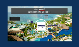Copy of GRUPO BARCELÓ