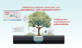 PROPUESTA CREATIVA AMIN GONZALEZ GRUPO 3