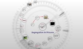 Segregation in Prisons