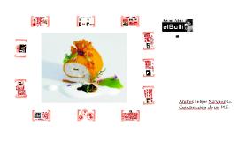 Construcción de un PLE - El Bulli como modelo de negocio